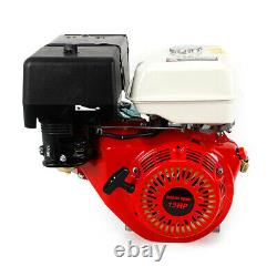 1.1L Motorcycle 420CC 15HP 4-Stroke OHV Single Cylinder Engine Oil 190F 3600RPM
