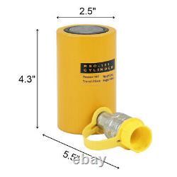 10/50 tons 2/4 Stroke Single Acting 10000PSI Hydraulic Cylinder Jack
