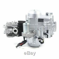 110CC 4 Stroke Auto Transmission Engine Assembly Single Cylinder for ATV Go-Kart