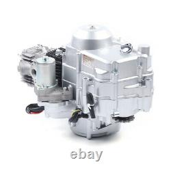 110cc Engine Single Cylinder 4 Stroke For ATV GO Karts Air Cooled Auto Trans USA