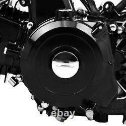 125cc 4 Stroke 2-Valve Single Cylinder ATV Engine Motor Semi Auto Electric Start