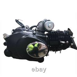 125cc 7.64HP 4 Stroke Engine 2-Valve Single Cylinder with Reverse Electric Start