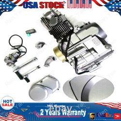 140cc Engine Carburetor Motor Kit For Honda Single-cylinder Horizontal 4-stroke