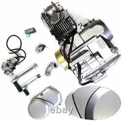 140cc Engine Package Single-cylinder 4-stroke Motor 4-Speed Manual Clutch 1N234