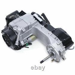 150CC GY6 Single Cylinder 4-Stroke ATV Go Kart Engine Motor CVT Short Case CDI