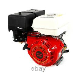 15HP 420CC 4 Stroke OHV Single Cylinder Manual Recoil Start Petrol Engine