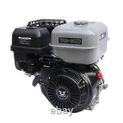 15HP Outboard Engine 4-Stroke Fishing Boat Gasoline Motor Engine Single-cylinder