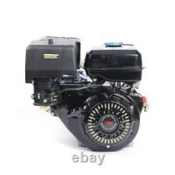 190F 420CC 4 Stroke OHV Single Cylinder Air Cooling Gas Engine Motor Recoil Pull