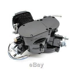 2.2kW 80CC 2 Stroke Single Cylinder Gasoline Engine Kit For Racing/Mountain Bike