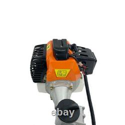 2 Stroke 3HP 52CC Heavy Duty Outboard Motor Boat Engine withAir Cooling System USA
