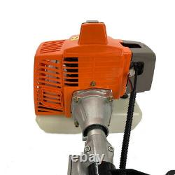 2 Stroke 4.0HP Outboard Motor Boat Motor 63CC Boat Engine Air Cooling CDI System