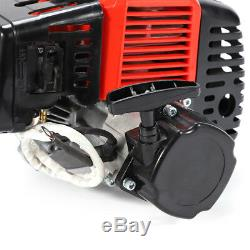 2 Stroke 49cc Engine Single Cylinder Pull Start Pocket Pit Bike Motor Parts WELL