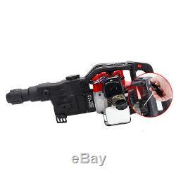 2 stroke Gasoline Hammer Drilling machine Air Cooling Single Cylinder 32.7CC