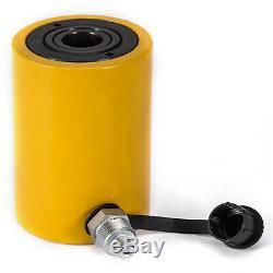 20 tons 2 stroke Single acting Hollow Ram Hydraulic Cylinder Jack YG-2050K