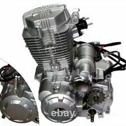 200cc/250cc ATV Engine 4-Stroke Motor Single cylinder&Air-Cooled Vertical Engine