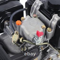 247CC 4-stroke Diesel Engine Vertical Single Cylinder Air-cooled Motor Machine