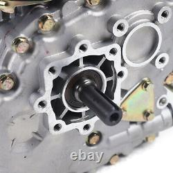 247cc Diesel Engine 4 Stroke Vertical Single Cylinder Direct Injection Fuel Syst