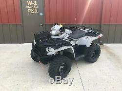 288 Miles Ghost Gray ATV Sport Utility ProStar, 4-Stroke DOHC Single Cylinder A