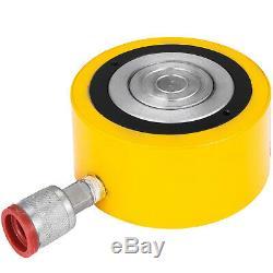 30 tons 2 stroke Hydraulic Cylinder Jack Ram Durable 10000 psi Single acting