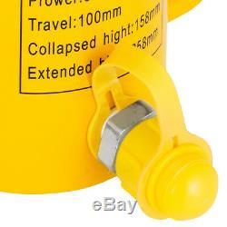 30 tons 4 stroke Single Acting Hydraulic Cylinder 10000PSI Jack Ram