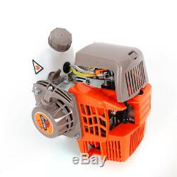 31cc 4 Stroke Single Cylinder Gasoline Brush Cutter Engine Hedge Trimmer power