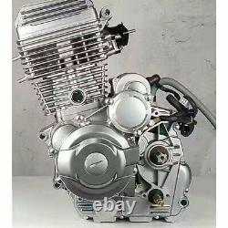350CC 4-Stroke Single-Cylinder Engine Water-Cooled Motor For 3 Wheel Motorcycle