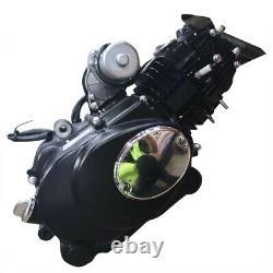4 Stroke 125cc ATV Engine Go Karts Motor Single Cylinder 2 Valve CDI Ignition US