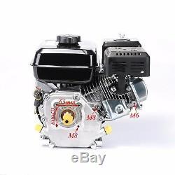 4 Stroke 210cc Gasoline Engine OHM 4 Stroke Single cylinder Air cooled 7HP