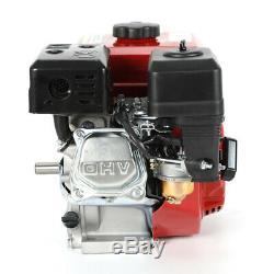 4 Stroke 7.5HP Petrol Gasoline Engine Motor ZT210 Single Cylinder OHV Air Cooled