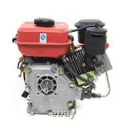 4-Stroke Diesel Engine Industrial CI Engine Air Cooling 196CC 53mm Shaft