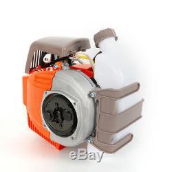 4 Stroke Single Cylinder Gasoline Brush Cutter Engine Hedge Trimmer Power HOT