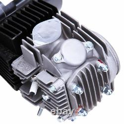 4-Stroke Single Cylinder Manual Clutch Motor Engine Air-Cooled Fits HONDA CRF50