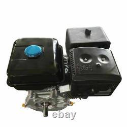 4-stroke 15 HP OHV Single Cylinder Gasoline Motor Engine 190F Power Equipment US
