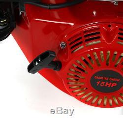 420CC 4 Stroke 15HP Gasoline Engine Motor OHV Single Cylinder Recoil Pull Start