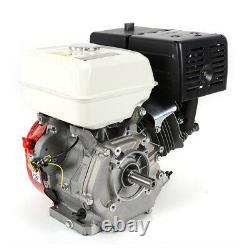 420CC 4 Stroke Horizontal Gas Engine Motor Gasoline Engine OHV Single Cylinder