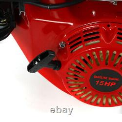 420CC Engine 15 HP 4 Stroke OHV Horizontal Gas Gasoline Engine Single Cylinder