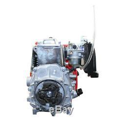 49CC 4 Stroke Bike Engine Bicycle Motor Motorized Bicycle Kit Single Cylinder
