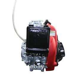 49CC 4Stroke Gasoline Petrol Bicycle Engine Kit Air-cooled Single Cylinder Motor