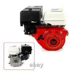 4Stroke 15HP Gas Engine Go Kart Motor Recoil Start OHV Single Cylinder MotorSale