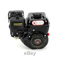 4Stroke 210CC petrol engine 7.5 HP 5.1kW 25 ° inclined single cylinder Durable