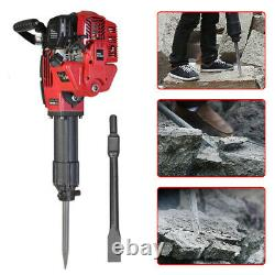 52CC Universal Stone Crusher For Tearing Up Foundations Single cylinder 2 Stroke