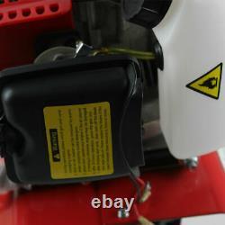52cc 2 Stroke Single Cylinder Soil Petrol Powered Farm Tiller Cultivator Tool