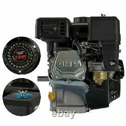 7.5HP 210cc Gas Powered 4 Stroke Gasoline Engine Single Cylinder For Honda GX160