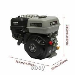 7.5HP Outboard Engine 4Stroke Fishing Boat Gasoline Motor Engine Single-cylinder