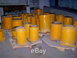 800 Ton Lift Single Acting Hydraulic Cylinder Jack 34h X 25 O. D X 18 Stroke