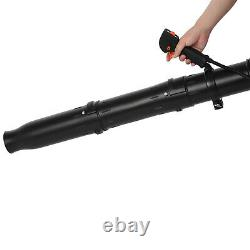 80CC 900CFM Single Cylinder 2-Stroke Gas Powered Back Pack Leaf Blower US Stock
