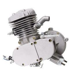 80cc Bicycle Motorized Single Cylinder 2 Stroke Petrol Gas Motor Engine Kit ATS
