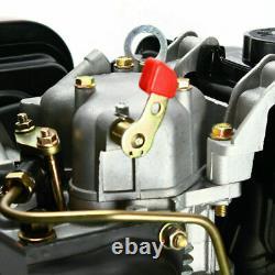 9HP Diesel Engine 406cc 4 Stroke Single Cylinder 2-5/6 Length Shaft Air Cool