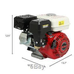 Air Cooled Single Cylinder 4 Stroke Gasoline Engine GX160 OHV 6.5HP 160cc