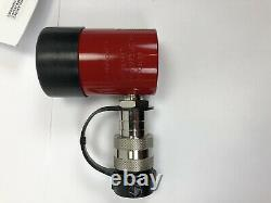 BVA HYDRAULICS H1001 Single Acting Hydraulic Cylinder, 10 tons, 1 Stroke